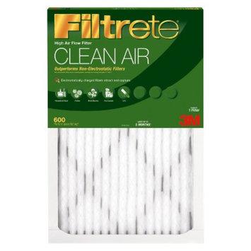 3M Filtrete Clean Air 600 MPR 20x20x1 Filter
