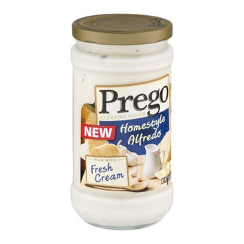 Prego Homestyle Alfredo Sauce, 14.5 OZ (Pack of 6)