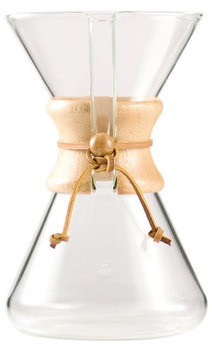 Chemex Classic Glass 8-Cup Coffee Maker