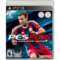 Konami Pro Evolution Soccer 2015 (PlayStation 3)
