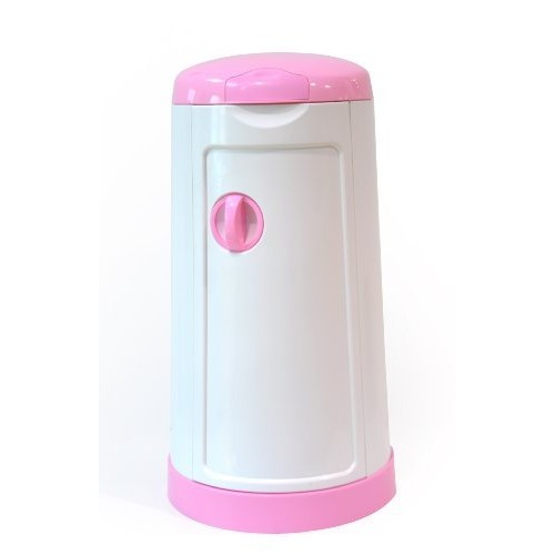 Munchkin Arm & Hammer Diaper Pail System, Pink