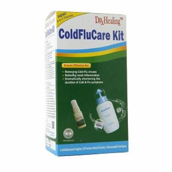 Drx Healing ColdFluCare Kit, 1 kit