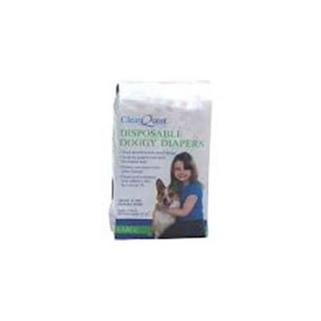 ClearQuest US948 08 Disposable Doggy Diapers Mini