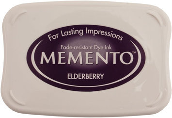 Tsukineko Inc. Memento Full Size Dye Inkpad-Elderberry