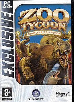 Microsoft Corp. Microsoft Zoo Tycoon Ccomplete Collection - Strategy Game Retail - PC - English