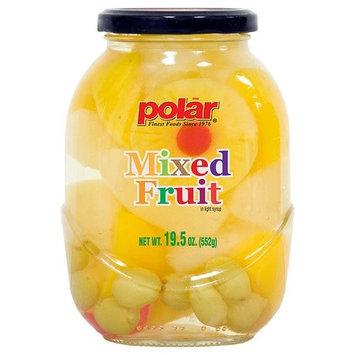 Polar   Polar Mixed Fruit in Light Syrup, 19.5 oz