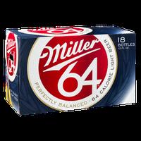 Miller 64 Light Beer