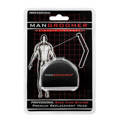 MANGROOMER Premium Replacement Head for the Mangroomer Professional