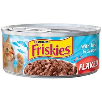 Friskies® Flaked With Tuna In Sauce Cat Food