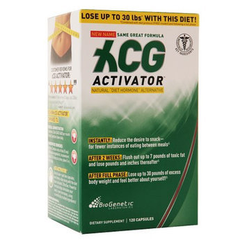 BioGenetic Laboratories XCG Activator Natural Diet Hormone Alternative