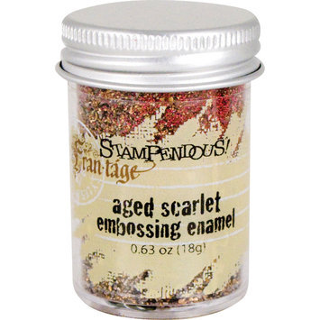 Stampendous Inc Stampendous Aged Embossing Enamel Wine - STAMPENDOUS, INC.