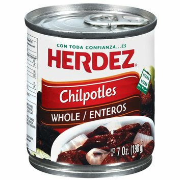 Herdez Whole Chilpotles