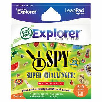 LeapFrog Explorer Learning Game - I SPY Super Challenger