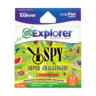 LeapFrog Explorer Learning Game - I SPY Super Challenger