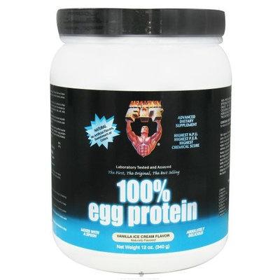 Healthy N' Fit - 100% Egg Protein Vanilla Ice Cream