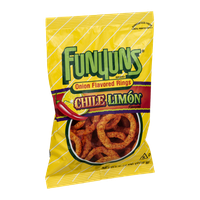 Funyuns Onion Flavored Rings Chile Limon