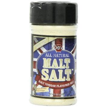 J & D Foods J&D's Malt Salt, 3 Ounce (Pack of 6)