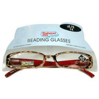 Preffered Plus Glasses-reading 2.75pwr ***Kpp Size: Rr974