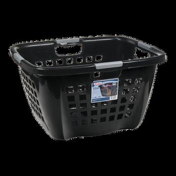 Sterilite Ultra Laundry Basket Black - 2.1 Bushel