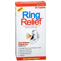 Ring Relief Dual Delivery Caplets