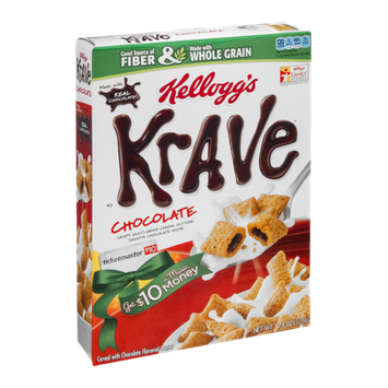 Kellogg's Cereal Krave Chocolate