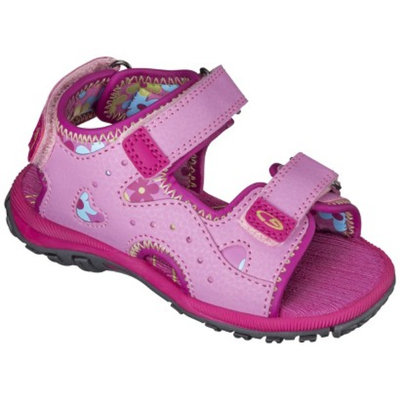 Toddler Girl's C9 by Champion Dru Sandals - Pink 8