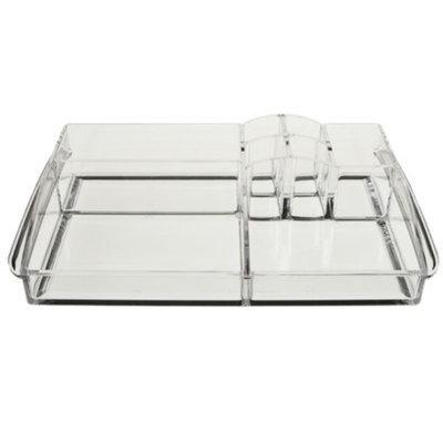Caboodles Acrylic Cosmetic Organizer Tray - Medium