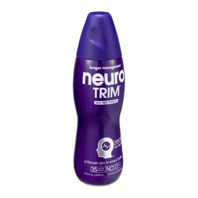 Neuro Trim Drink Smart Nutritional Supplement