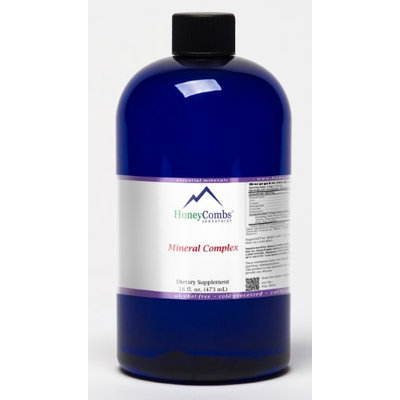 HoneyCombs Mineral Complex Alcohol Free (Liquid)