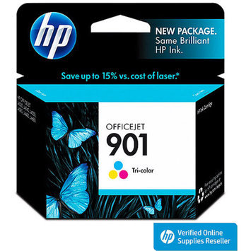 Hewlett Packard HP 901 Tricolor Ink