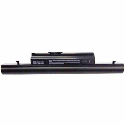 eN-Charge Replacement Acer Laptop Battery for Aspire Laptops, Black