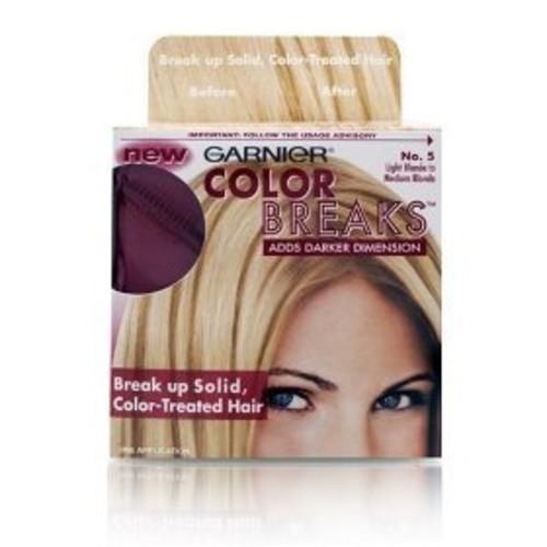 Garnier Color Breaks Hair Coloring Products