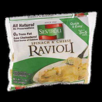 Seviroli Spinach & Cheese Ravioli