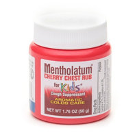 Mentholatum - Children's Chest Rub