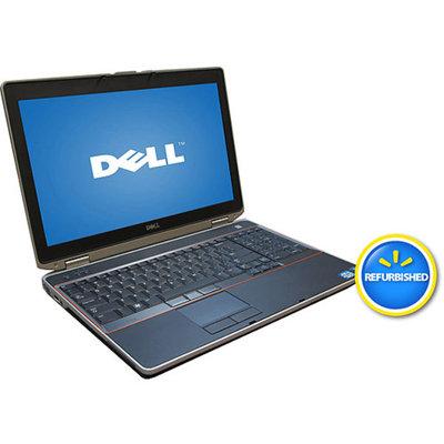 Latitude Dell Refurbished Black 15.5