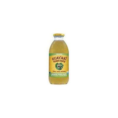 Guayaki 19385 Ready to Drink Organic Unsweetened