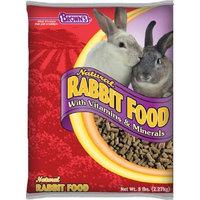 F.M.BROWN'S F.M. Brown's Brown's Naturals, 5-Pound, Rabbit Food