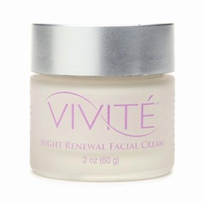 Vivite Night Renewal Facial Cream