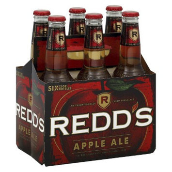 Redd's Apple Ale Bottles