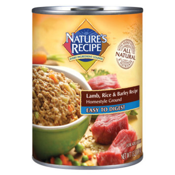 Nature's Recipe NATURE'S RECIPEA Easy to Digest Adult Dog Food