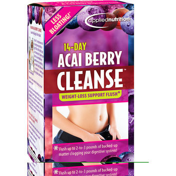 Irwin Naturals Acai Berry Cleanse Supplement