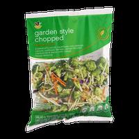 Ahold Premium Chopped Salad Kit Garden Style