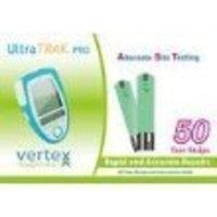 Ultra Trak Pro Blood Glucose Test Strips