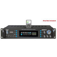 Pyle 3000 Watts Hybrid Receiver & Pre-Amplifier with AM-FM Tuner/Ipod Docking Station