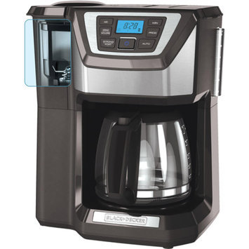 Black & Decker Black and Decker Mill and Brew 12-Cup Programmable Coffee Maker with Grinder