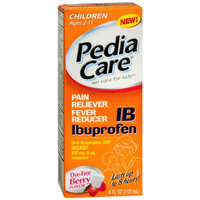 PediaCare Children's Pain Reliever/Fever Reducer IB Ibuprofen Concentrated Oral Suspension
