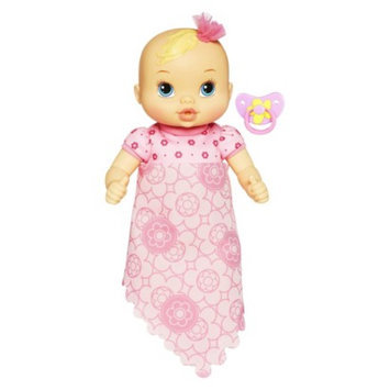 Baby Alive Luv 'n Snuggle Baby Doll Blond with Blanket