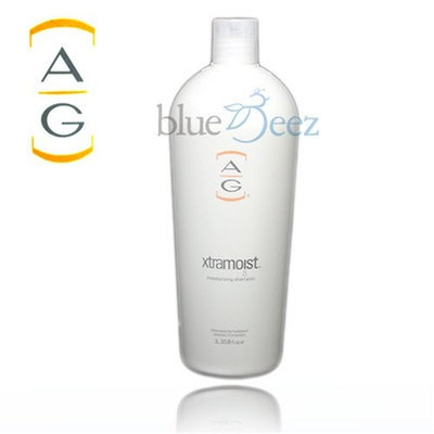 Ag Xtramoist Moisturizing Shampoo 1liter