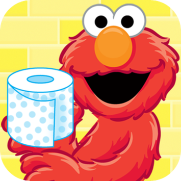 Sesame Street Potty Time with Elmo