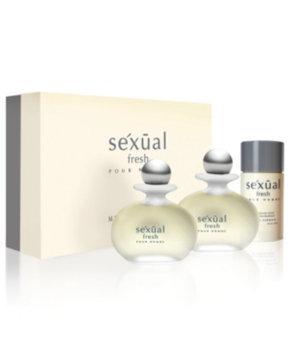 Michel Germain Sexual Fresh Pour Homme 3-Pc. Gift Set - A Macy's Exclusive